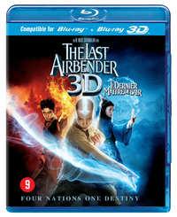 The Last Airbender (3D En 2D Blu-Ray)-3D Blu-Ray