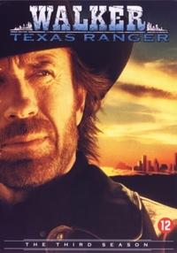 Walker Texas Ranger - Seizoen 3-DVD