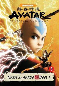 Avatar Natie 2 - Aarde / Deel 1-DVD