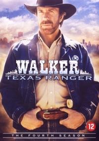 Walker Texas Ranger - Seizoen 4-DVD