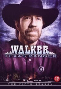 Walker Texas Ranger - Seizoen 5-DVD