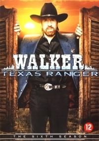 Walker Texas Ranger - Seizoen 6-DVD