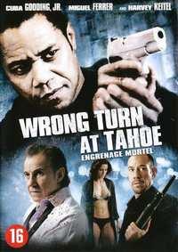 Wrong Turn At Tahoe-DVD