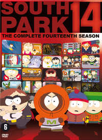 South Park - Seizoen 14-DVD