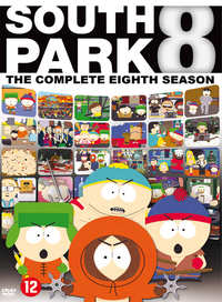 South Park - Seizoen 8-DVD