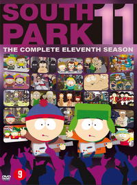 South Park - Seizoen 11-DVD