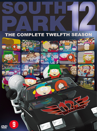 South Park - Seizoen 12-DVD