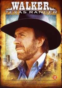 Walker Texas Ranger - Seizoen 1-DVD