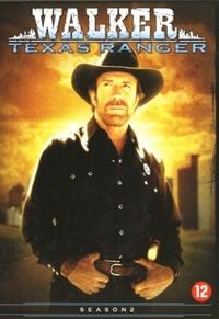 Walker Texas Ranger - Seizoen 2-DVD