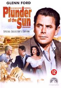 Plunder Of The Sun-DVD