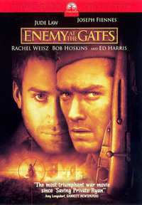 Enemy At The Gates-DVD