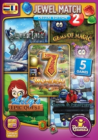 Jewel Match 2 (Deluxe Edition)-PC CD-DVD