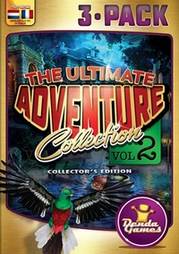 Ultimate Adventure Collection 2 (Collectors Edition)-PC CD-DVD