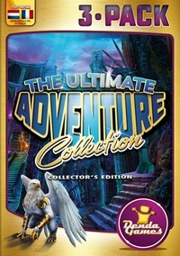 Ultimate Adventure Collection (Collectors Edition)-PC CD-DVD
