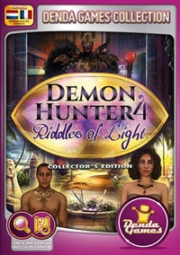 Demon Hunter 4 - Riddles Of Light (Collectors Edition)-PC CD-DVD
