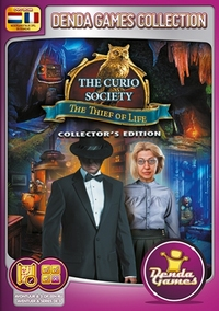 Curio Society - Thief Of Life (Collectors Edition)-PC CD-DVD