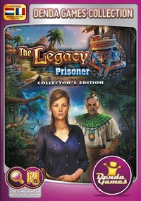 Legacy 2 - The Prisoner (Collectors Edition)-PC CD-DVD