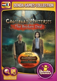 Crossroad Mysteries - The Broken Deal & Ashley Clark-PC CD-DVD