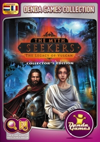 Myth Seekers - The Legacy Of Vulcan (Collectors Edition)-PC CD-DVD