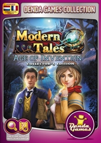Modern Tales - Age Of Invention (Collectors Edition)-PC CD-DVD