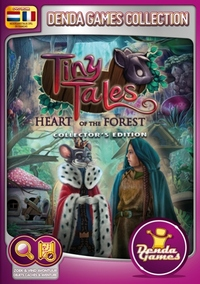 Tiny Tales - Heart Of The Forest (Collectors Edition)-PC CD-DVD