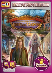 Queen's Quest 3 - The End Of Dawn-PC CD-DVD