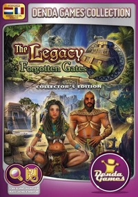 Legacy - Forgotten Gates (Collectors Edition)-PC CD-DVD