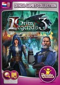 Grim Legends 3 - The Dark City (Collectors Edition)-PC CD-DVD