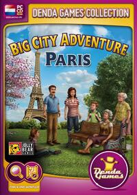 Big City Adventure - Paris-PC CD-DVD