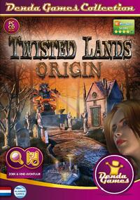 Twisted Lands - Origin-PC CD-DVD