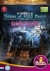 House Of 1000 Doors - Family Secrets (Collector's Edition)-PC CD-DVD