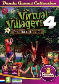 Virtual Villagers 4 - The Tree Of Life-PC CD-DVD