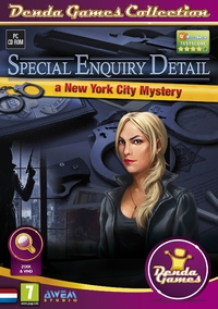 Special Enquiry Detail - A New York City Mystery-PC CD-DVD