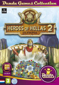 Heroes Of Hellas 2-PC CD-DVD