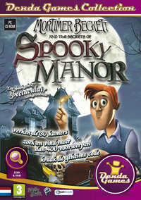 Mortimer Beckett And The Secrets Of Spooky Manor-PC CD-DVD