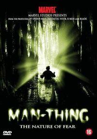 Man Thing-DVD