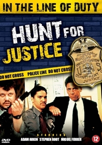 Hunt For Justice-DVD
