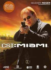 Csi Miami Seizoen 9/2-DVD