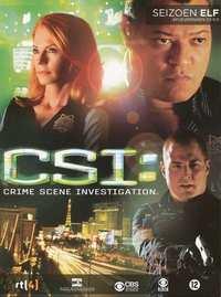 Csi: Las Vegas - Seizoen 11-1-DVD