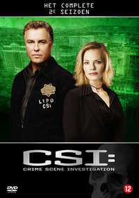 Csi - Seizoen 2-DVD