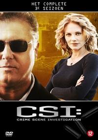 Csi - Seizoen 3-DVD