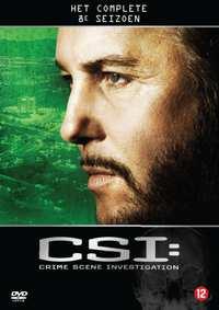 Csi - Seizoen 8-DVD