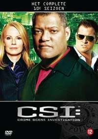 Csi: Las Vegas - Seizoen 10-DVD
