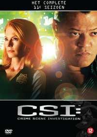 Csi: Las Vegas - Seizoen 11-DVD