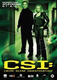 Csi - Seizoen 2 Deel 1-DVD