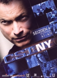 Csi New York - Seizoen 4 Deel 1-DVD