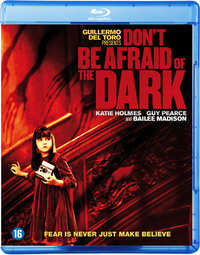 Don't Be Afraid Of The Dark-Blu-Ray