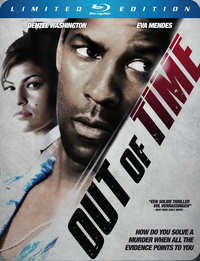 Out Of Time LTD-Blu-Ray