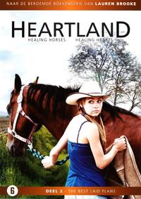 Heartland - Deel 2 / Best Laid Plans-DVD
