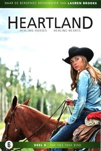 Heartland - Deel 8 / Ties That Bind-DVD